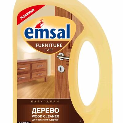 Засоби для догляду за дерев'яними поверхнями