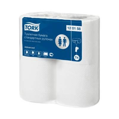 TORK  туалетний папір у стандартних рулонах