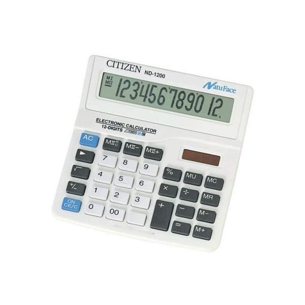 Калькулятори настільні