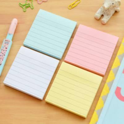 Блоки паперу для нотаток