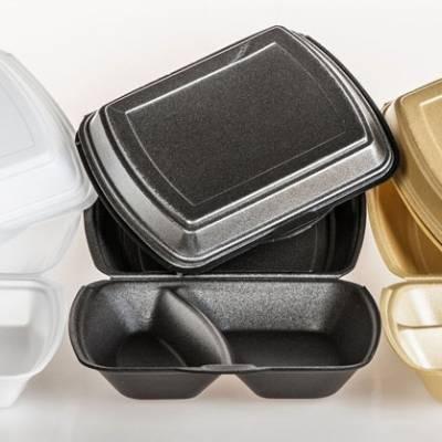 Коробки для упаковки зі спіненого полістиролу