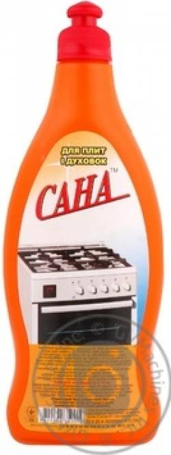 САНА   для чистки плит та духовок 0,5л