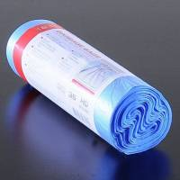 16112900 Мішки д/сміття  35л  50х60см   30шт    PRO  сині