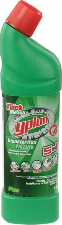 YPLON   Гель д/чистки унітазів Хвоя 1л