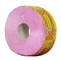 Папір туал d=19см   8 РУЛ  розовий  Кохавинка