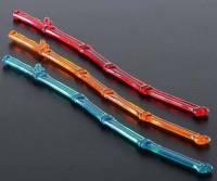"""Мішалка """"Бамбук"""" 20,5см кольорова 100шт FF"""