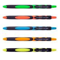 Ручка кулькова автоматична Live Touch. 0.7 мм. масляні чорнила