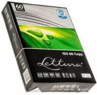 Екологічний папір Lettura  ISO 60, A4, 80 г/м², 500арк.